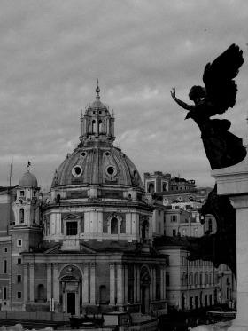 Piazza Venezia, Rome.